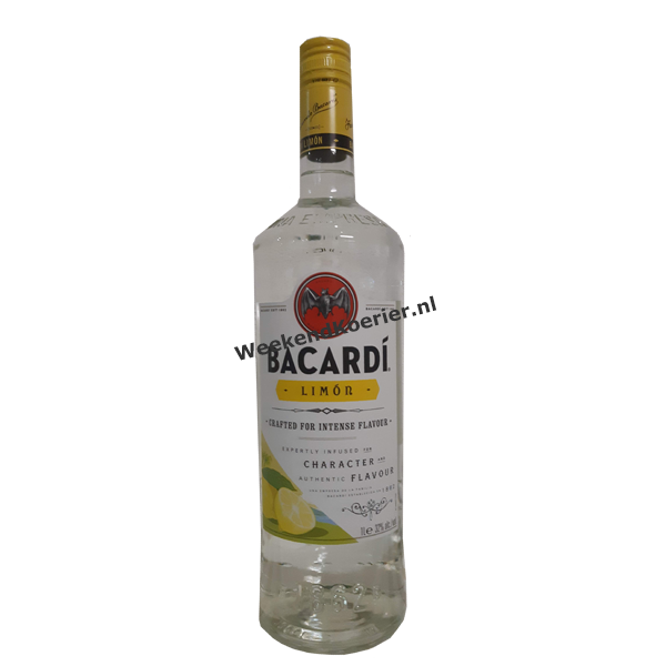 bacardi limon thuisbezorgd