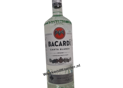 bacardi rum thuisbezorgd