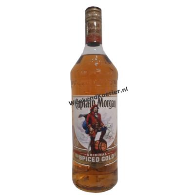 Captain morgan bruine rum thuisbezorgd